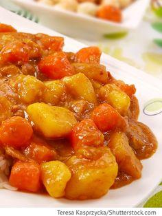 Schweinefleisch mit Pfirsichen Svinina s persikami- Свинина с персиками - Russische Rezepte