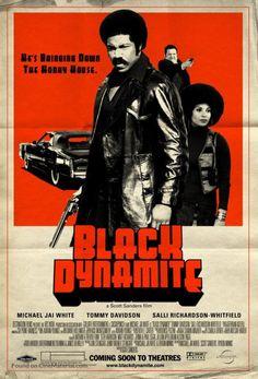 Black dynamite - Poster