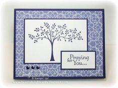 handmade sympathy card ... Ideas
