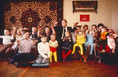 A Photo Story on a Russian Pastor by the famous humanitarian photographer Don Rutledge