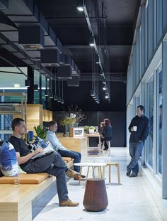 Etsy headquarters embrace laptop culture and local makers for Interior design agency brisbane