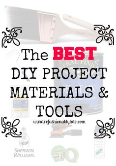 The BEST DIY Materia