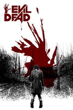 Evil Dead - Alternative Movie Poster