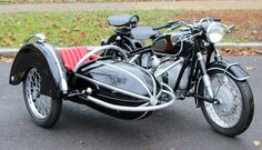 $25,300 | 1964 BMW R50/2 and Steib sidecar
