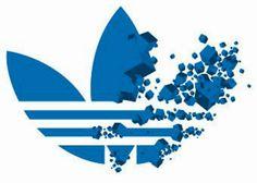 ¡Rojo Adidas Logo HD!Cosas para usar Pinterest logo de adidas