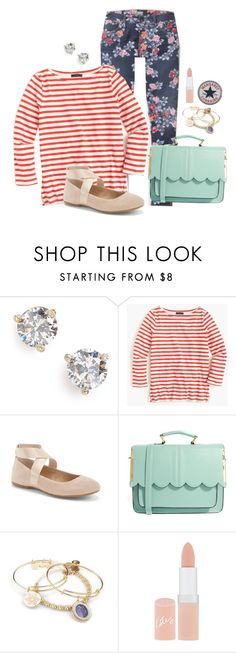 """""""I want fabulous, that is my simple request"""" by margaretlorraine02 ❤ liked on Polyvore featuring Kate Spade, Citizens of Humanity, J.Crew, Jessica Simpson, ASOS, Alex and Ani, Rimmel, women's clothing, women's fashion and women"""