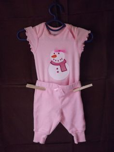 Baby's first Holiday outfit size newborn  by AlishaCreativeDesign, $25.00