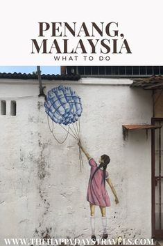 You need to read this guide for the best things to do in Penang. It includes a list of 13 things to do, where to stay and more! Stuff To Do, Things To Do, Good Things, Tourist Agency, Working Holidays, Beautiful Places In The World, Cheap Travel, Travel Couple, Amazing Destinations