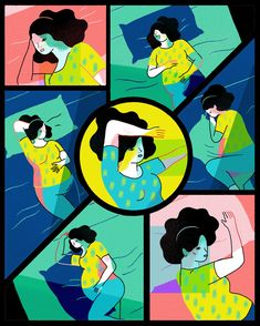 Can't sleep while pregnant? Certain hormonal changes, along with other pregnancy-related discomforts can sink a good night's sleep. Here's how to snooze more soundly. Pregnancy Progression, Third Pregnancy, Pregnancy Health, Pregnancy Tips, Sleep While Pregnant, Ways To Get Pregnant, Getting Pregnant, Bad Morning Sickness, Signs Of Sleep Apnea