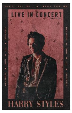 Harry Styles Mode, Harry Styles Poster, Harry Styles Pictures, Harry Edward Styles, Harry Styles Concert, Harry Styles Edits, Harry Styles Style, Foto Poster, Poster Wall