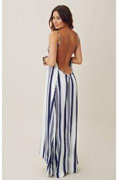 flynn skye | scoop back dress