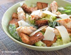 Chicken Caesar Salad | Slimming Eats - Slimming World Recipes