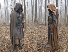 Ranger Costumes Lord of the Rings Inspired MADE von FolkOfTheWood