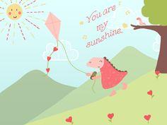 Loezelot's valentine illustration, happy and sunny as always !https://www.facebook.com/Loezelot