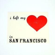 I will in a few days... Love San Francisco