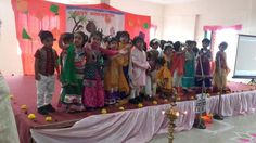 Makar Sankranti Special Assembly – Preprimary Makar Sankranti Special Assembly in Preprimary Department was presented by LKG E students as on 19/01/2016.  Makar Sankranti is the festival of harvesting, kites and sweets and is celebrated throughout India with splendour and glory.