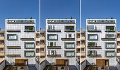 Gallery of Gheisizadeh Residential Apartment / ASHARI Architects - 1