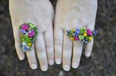 Botanical rings