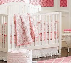 Crib Bedding Sets for Babies | Pottery Barn Kids