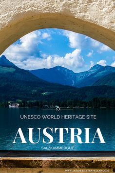 The Austrian lakes of Salzkammergut make a beautiful place to swim in an UNESCO World Heritage Site. This travel article tells you more. Klagenfurt, Salzburg, Innsbruck, Lonely Planet, Best Places To Travel, Places To Go, Places Around The World, Around The Worlds, Austria Travel