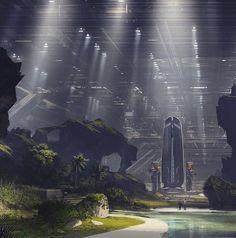 Neil Bloomkamp Alien concept