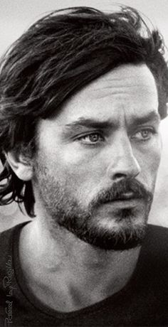 """Alain Delon in """"Les Aventuriers"""" french movie by Robert Enrico (1967)"""