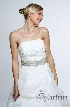 EMILIA rhinestone wedding bridal sash  belt by startrim on Etsy, $125.00