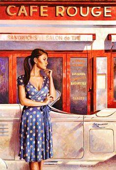 Peregrine Heathcote (1973) Англия