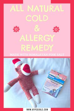 All Natural Saline Solution for Cold & Allergy Season - HypeGirls Natural Remedies For Allergies, Allergy Remedies, Flu Remedies, Cold Allergy, Cold Or Allergies, Saline Solution, Wellness Shots, Himalayan Pink Salt, Scented Oils