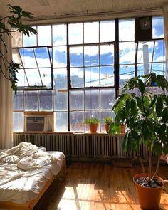 home decor ideas decoration Dream Rooms, Dream Bedroom, Moderne Lofts, Aesthetic Room Decor, Dream Apartment, Loft Apartment Decorating, Room Goals, Home And Deco, My New Room