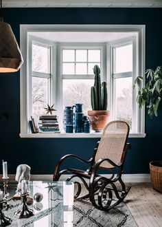 my scandinavian home: A charming home on Sweden's west coast Interior Design Blogs, Interior Styling, My Living Room, Home And Living, Living Spaces, Blogger Home, Turbulence Deco, Swedish House, Scandinavian Home