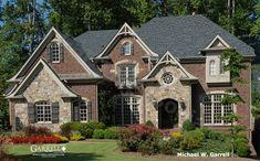 brick and stone exterior | exterior brick stone | Home Exterior Ideas