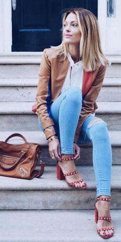 Prenez une leçon de style avec Caroline Receveur !