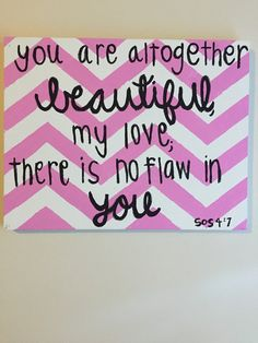 This beautifully painted canvas is the perfect addition to add to anyones home decor! Each one is a ONE OF A KIND piece that would be perfect to