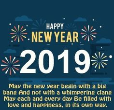 new year status quotes 2019 for boss colleague and friends