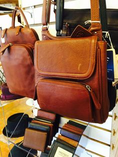Beautiful Leather Bags Made By Osgoode Marley