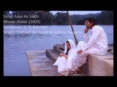 Sukhwinder Singh, Sadhana Sargam - Aayo Re Sakhi (by A.R. Rahman, from Water)