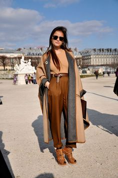 Shoppable Street Style: How To Recreate Russian It Girl Miroslava Duma's…