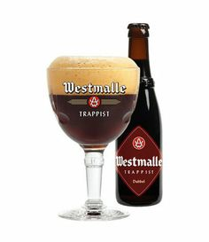 Westmalle's Dubbel has inspired many to brew a dark ale in the Belgian Trappist style. Beer Brewing, Home Brewing, Rum Beer, Ale, Legume Bio, Dark Beer, Belgian Beer, Beer Brands, Beer Label