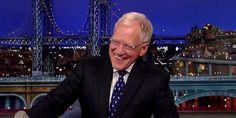 Two Of David Letterman's Final Top 10 Jokes Were Written By An Intern.