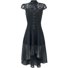Silencio Dress - Mittellanges Kleid von Jawbreaker