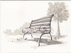 Squirrels in the Park by bboyfenix17 on DeviantArt
