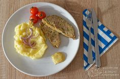 Hlavní fotka k receptu Sekaná se zeleninou French Toast, Eggs, Breakfast, Food, Morning Coffee, Essen, Egg, Meals, Yemek
