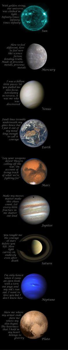 Sleeping At Last - Lyrics from Atlas: Space 1/2