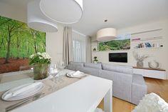 flat, living room