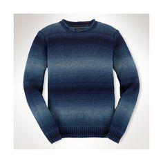 Ralph Lauren Cotton Roll-Neck Sweater ($135) via Polyvore