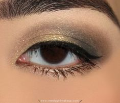 Love this girl's website! Tons of different eye looks!