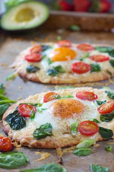 Eggs are becoming dinner and pizza is becoming breakfast…I love my life! Do not be fooled by the simple exterior of this pizza. These little beauties are packed with flavor. Gruyere on the bottom and some perfect baked eggs on top! I used store bought mini naan breads as the crust. Talk about easy. Add...Read More »