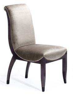 DAVIDSON London - The Archdale Chair in Sycamore Black