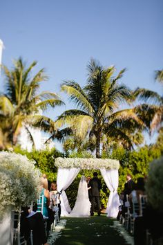 Ceremony at The W South Beach.